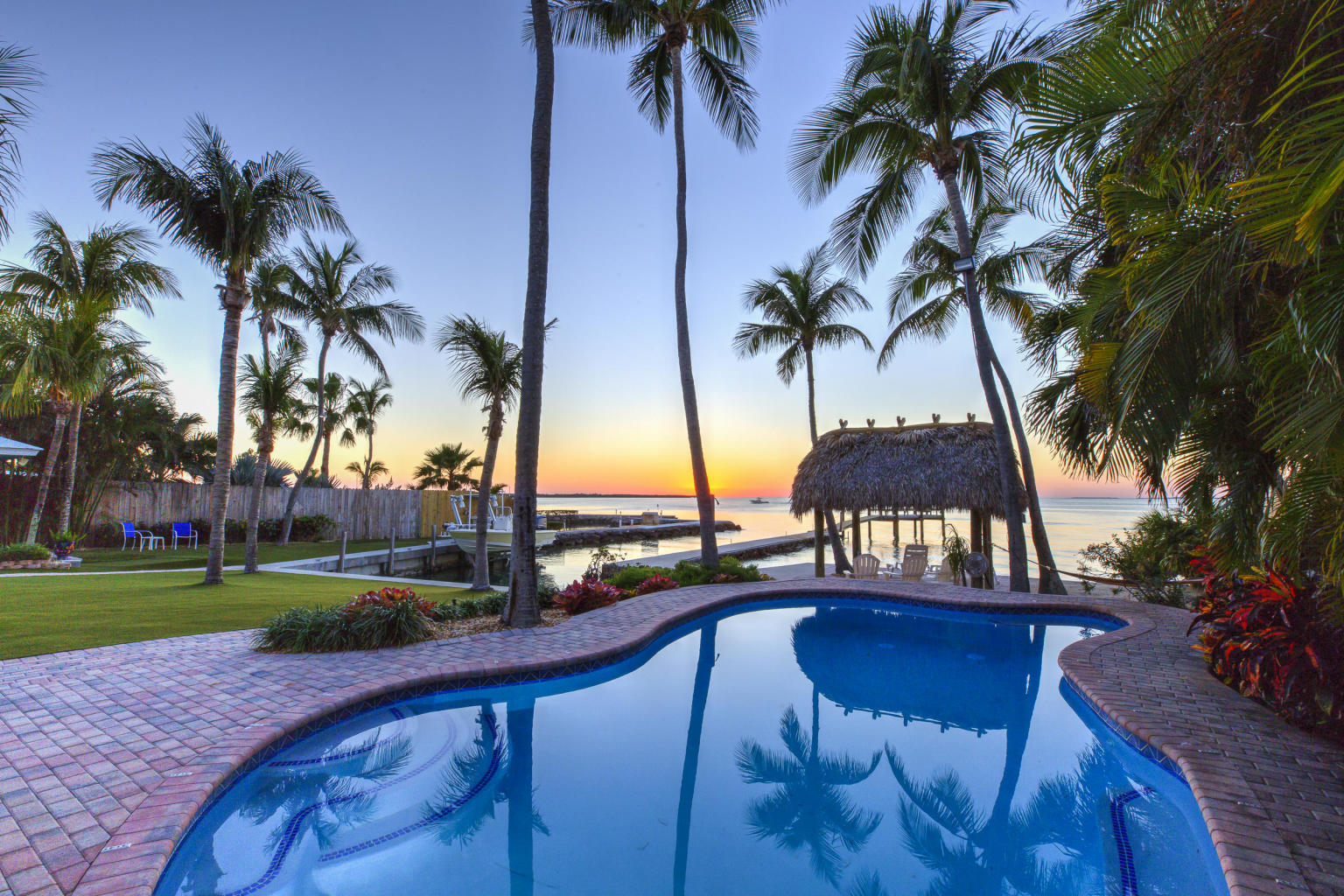 Bayfront Home for Sale