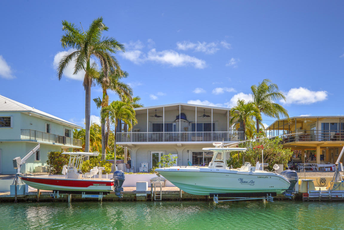 Key Largo Canalfront Home for Sale