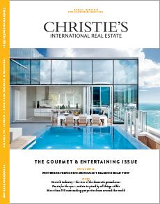 Christie's Real Estate Magazine