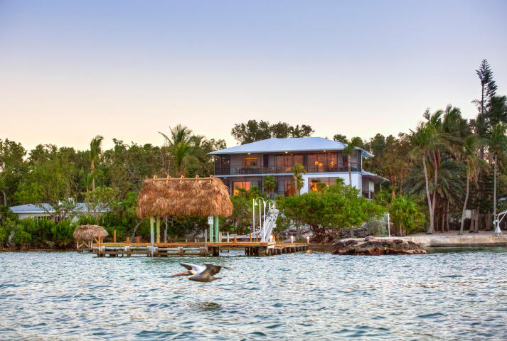 Custom-Built Home With Premier Islamorada Location
